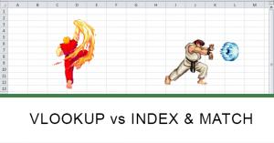 index va match