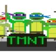 ảnh động Excel Ninja rùa