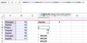 Tra cứu dữ liệu bằng hàm Vlookup