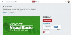 Tự động hóa Excel với lập trình VBA 1
