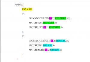 Chuyển công thức excel sang hàm VBA sử dụng worksheet