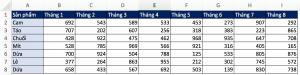 Excel nang cao