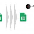 Tổng hợp dữ liệu từ nhiều google sheet vào 1 google sheet