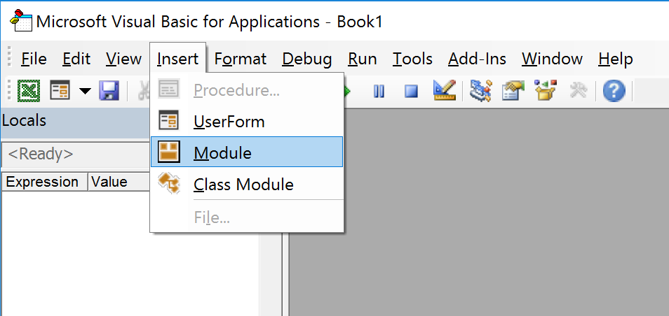 Cách chạy file Macro, chạy file VBA trong Excel cực kỳ đơng giản