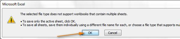 3- Chuyển đổi Excel sang file CSV và xuất định dạng CSV UTF-8