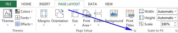 Làm thế nào để chèn số trang vào nhiều trang tính Excel