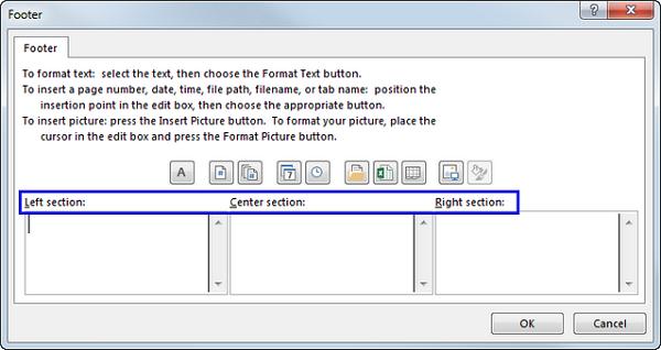 Cửa sổ Page Setup xuất hiện