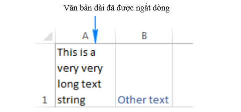 ngat-dong-trong-excel
