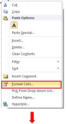 Cách chèn đồng hồ đếm ngược trong Excel