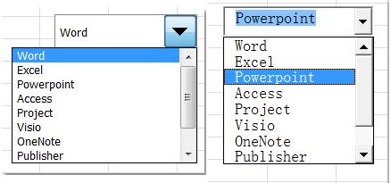 Cách tạo Combo Box trong Excel - Học Excel Online Miễn Phí