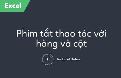 phim-tat-thao-tac-voi-hang-cot
