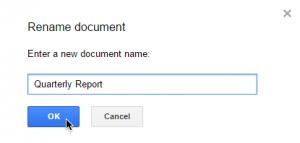 3- Hướng Dẫn Tạo Lập Google Docs