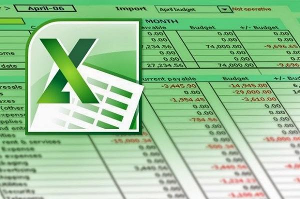 Hàm, công thức excel sử dụng trong kế toán tiền lương