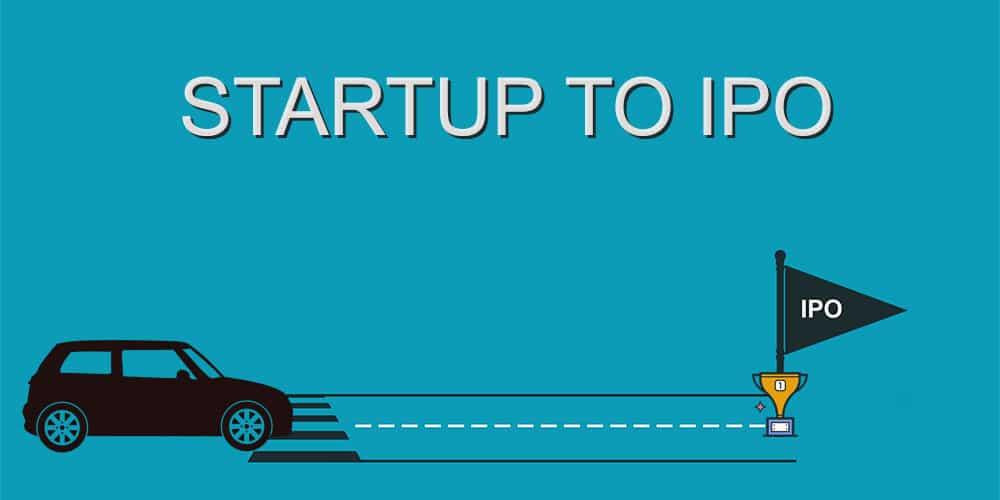 Con đường từ một startup tới IPO