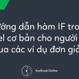 hàm if trong Excel