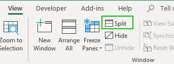 Cách cố định dòng và cột nâng cao trong Excel - Học Excel Online