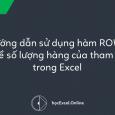 hàm ROWS