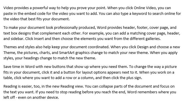 hướng dẫn cách tạo văn bản ngẫu nhiên trong word đơn giản - học excel online miễn phí