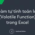 volatile function