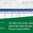 Power-Query-Editor