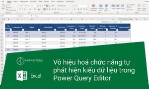 Power-Query-Editor