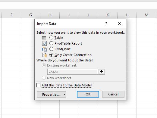 Load dữ liệu vào như thế nào?