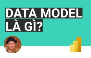data model là gì