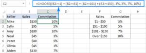 7 Câu lệnh IF lồng nhau trong Excel và các ví dụ thực tế