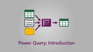 Tìm hiểu về Power Query 1