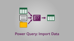 1-Power-Query-Import-Data