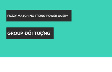 fuzzy matching trong power query