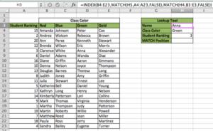 11- Hàm Vlookup và hàm Index Match - Hàm nào hiệu quả hơn?