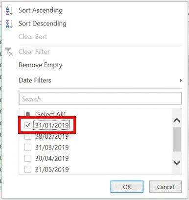 14- chỉnh sửa truy vấn power query