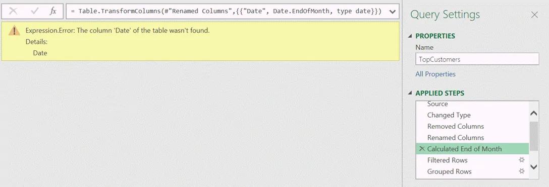 19- chỉnh sửa truy vấn power query