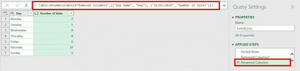 23- chỉnh sửa truy vấn power query