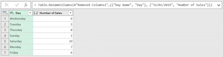26- chỉnh sửa truy vấn power query