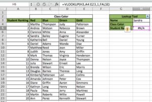 3- Hàm Vlookup và hàm Index Match - Hàm nào hiệu quả hơn?