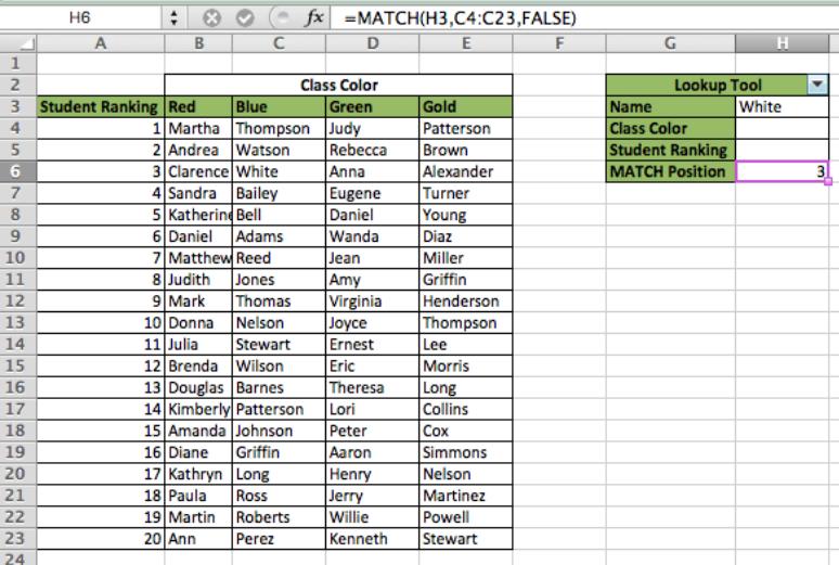 5- Hàm Vlookup và hàm Index Match - Hàm nào hiệu quả hơn?