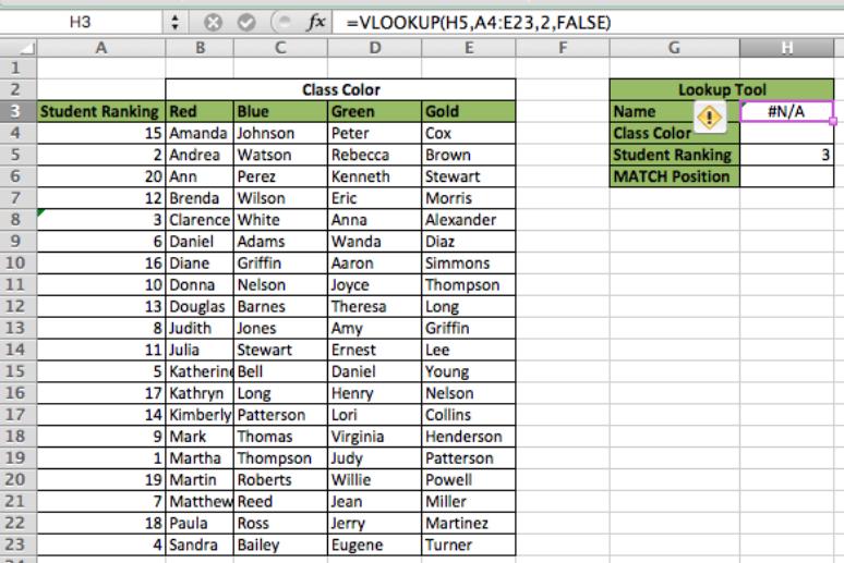 9- Hàm Vlookup và hàm Index Match - Hàm nào hiệu quả hơn?