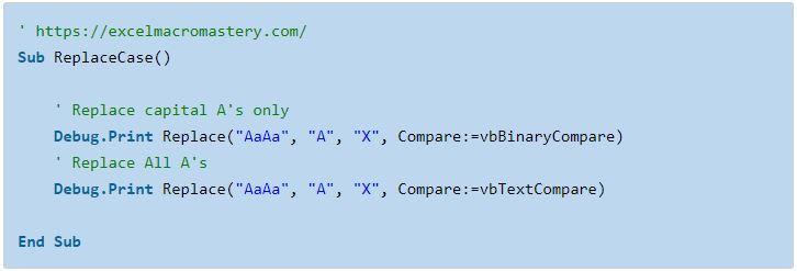 20- hướng dẫn cơ bản về hàm String VBA