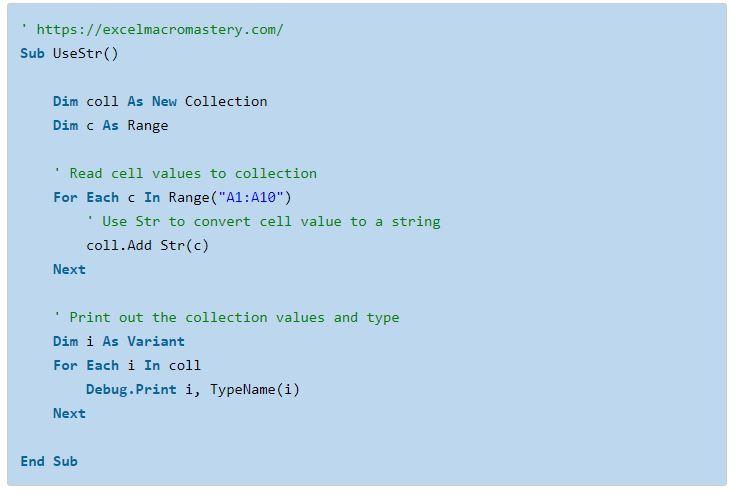 24- hướng dẫn cơ bản về hàm String VBA