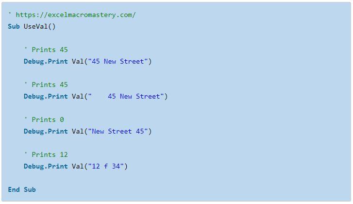29- hướng dẫn cơ bản về hàm String VBA
