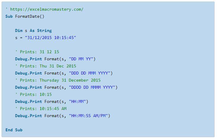 32- hướng dẫn cơ bản về hàm String VBA