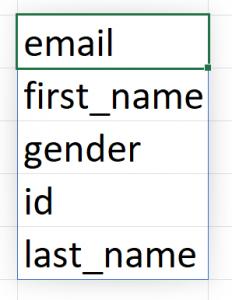 Cách sử dụng hàm FILTERXML để sắp xếp dữ liệu trong ô